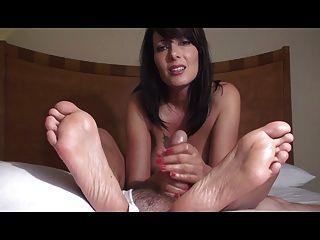 परिपक्व zoey- सह का पूरा पैर