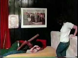 काले आदमी के साथ सफेद लड़कियों - 1976 से सॉफ़्टकोर अंतरजातीय