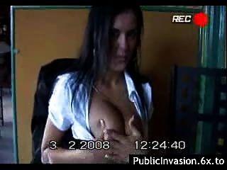 जनता में बड़ी प्राकृतिक स्तन
