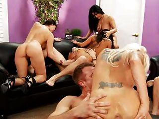 शानदार समूह सेक्स भाग 2