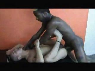 2 बड़ा काला लंड सफेद गधा तेज़