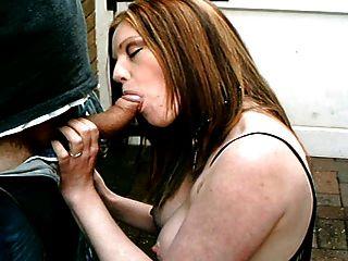 होली चुंबन, ब्रिटिश सड़क वेश्या
