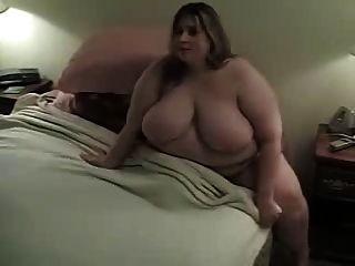 सेक्सी शौकिया SSBBW के लिए सोने से