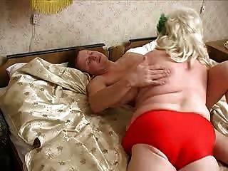 Grosse femme Russe