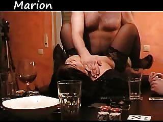 मैरियन गिरोह पोकर शौकिया गैंगबैंग Opuntia