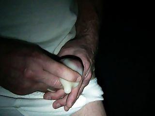 एक कंडोम में मेरा बहुत बड़ा भार से एक शूटिंग (विशेष अनुरोध)