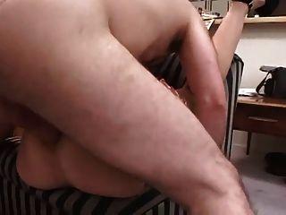 सेक्सी गोरा milf analed