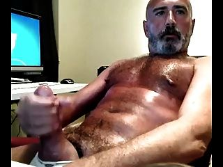 Paja डी Oso Calvo Y peludo