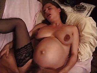 फ्रेंच गर्भवती