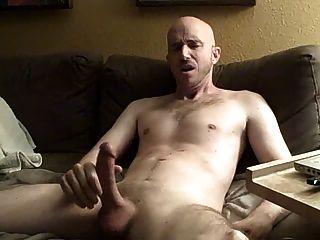 सेक्सी गंजे आदमी मौखिक jo