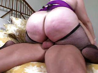 मोटी गधा और स्तन b.b.w.
