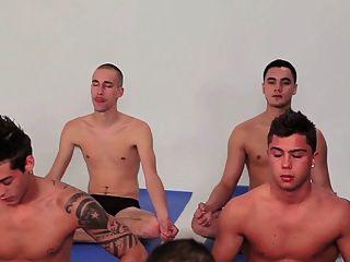 समलैंगिक लड़कों गिरोह बैंग समूह schwule jungs twinks