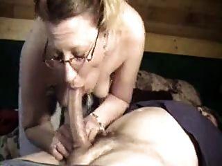 मुर्गा प्यारी पत्नी शानदार गहरे गले झटका नौकरी देता है!