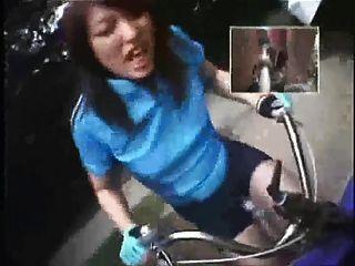 साइकिल संभोग शहर के दौरे 2 4of5