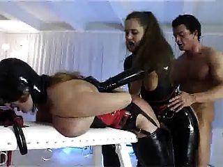 सेक्स के मास्टर दास - बुत बीडीएसएम त्रिगुट