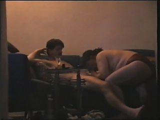बोरिस और मिरांडा के साथ चरम गर्म सेक्स