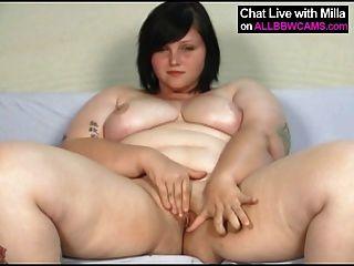 वसा सौंदर्य स्मीयर स्तन और बिल्ली पर बच्चे के तेल
