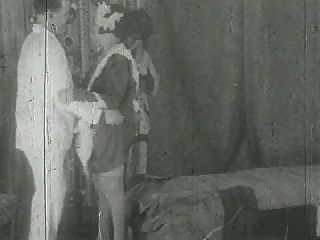 विंटेज सेक्स ट्रिपल लगभग 1910