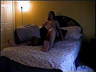 पत्नी और प्रेमी द्वारा cucked