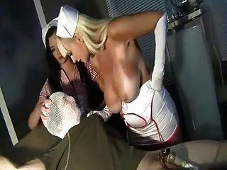 नर्स दुहना