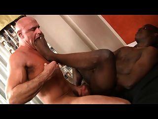 एक काले संवर्धन के साथ पिताजी !!