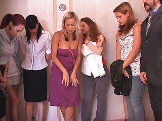 लिफ्ट में पिछले सप्ताह