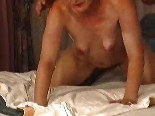 छोटे खाली saggy स्तन के साथ बालों वाली परिपक्व तुर्की Woman 2