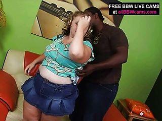 गोरा अद्भुत बीबीडब्ल्यू बेकार है और काले आदमी बड़े स्तन भाग 1