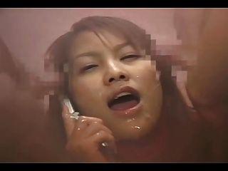 फोन Bukkake