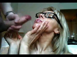 उसे चश्मा पर चेहरे