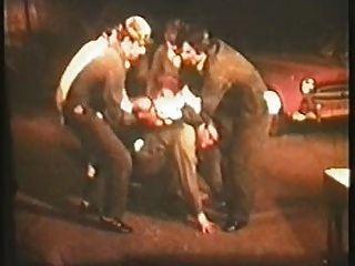 लेसे ब्रौन 70 के दशक शैली गैंगबैंग-lady मीटर (जीआर -2)