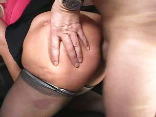 परिपक्व हार्ड गुदा सेक्स