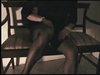 Matilde काले pantyhose