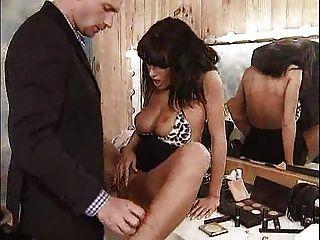 अनीता में उसकी ड्रेसिंग रूम ... F70 गड़बड़ कठिन