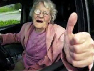 satyriasiss से ड्राइवर की सीट विकृत Olde गांठदार grannies