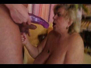 बिग titts दादी R20