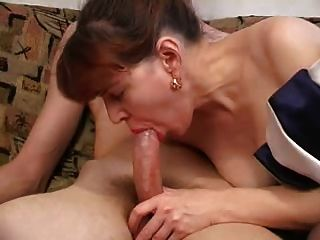 सेक्सी मां आदमी!
