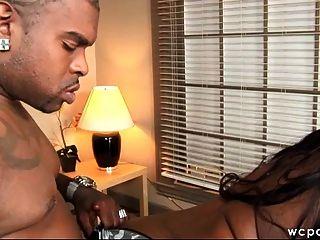 बड़े काले लूट कार्यालय सेक्स
