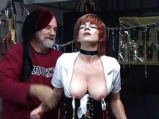 गर्म, परिपक्व रेड इंडियन एक सेक्स स्विंग में डिक बेकार है, साथ toyed उसे बिल्ली हो जाता है