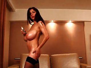 F60 बड़े स्तन लेटेक्स महिला हस्तमैथुन