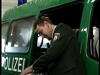 पुलिस डायना कैसर IST मरने bullenschlampe सीएसपी बकवास