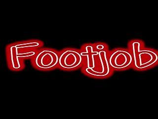 Blowjob-Footjob