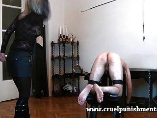 क्रूर सजा - हंगरी mistresses