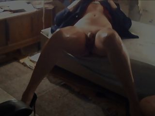 crossdresser सेक्सी पैर