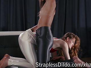 चमकदार पतली ढीला पतलून एक आश्चर्य पैक