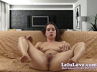 Lelu प्यार आभासी चाटना और मेरे गधे बकवास