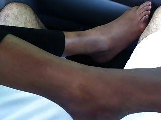 पैर बुत भारतीय फीट (सेक्सी Footjob, तलवों और पैर की अंगुली तंग)