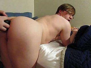 femboy dildo के साथ भरवां Twink