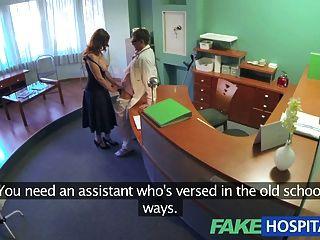FakeHospital डॉक्टरों अनिवार्य स्वास्थ्य जांच संचिका बनाता है