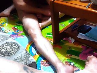 नई कोरियाई वीडियो - दोस्त के साथ पत्नी को साझा